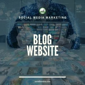 Website – Information Portal Blog