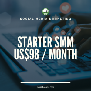2021 SMM – Starter Plan (3 mo. minimum)