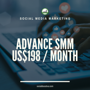 Social Media Management – Advance Plan