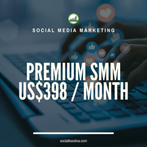 Social Media Management – Premium Plan