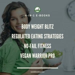 Fitness and Exercise: Body Weight Blitz & Regulated Eating Strategies