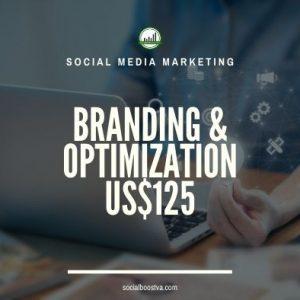 Branding and Optimization