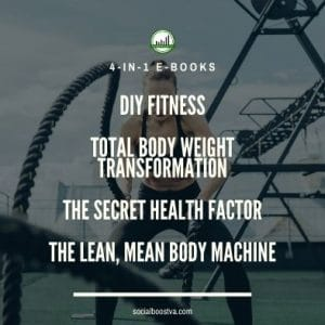 Fitness and Exercise: DIY Fitness & Total Body Weight Transformation