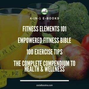 Fitness and Exercise: Fitness Elements 101 & Empowered Fitness Bible