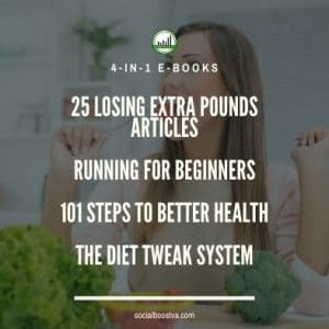 Fitness and Exercise: Losing Extra Pounds & Running for Beginners