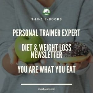 Fitness and Exercise: Personal Trainer Expert & You Are What You Eat
