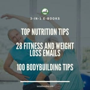 Fitness and Exercise: Top Nutrition Tips & 100 Bodybuilding Tips