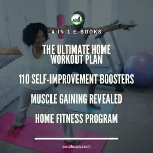 Fitness and Exercise: Ultimate Home Workout Plan & Fitness Program
