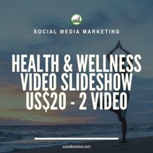 Video Slideshow Health and Wellness