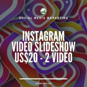 Video Slideshow Instagram
