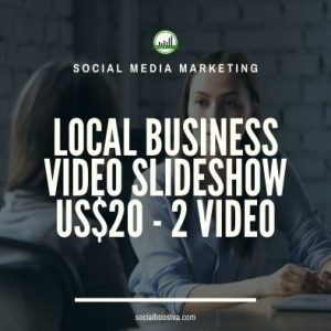Video Slideshow Local Business
